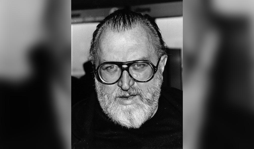 Sergio Leone (1929-1989).  (beeld anp)