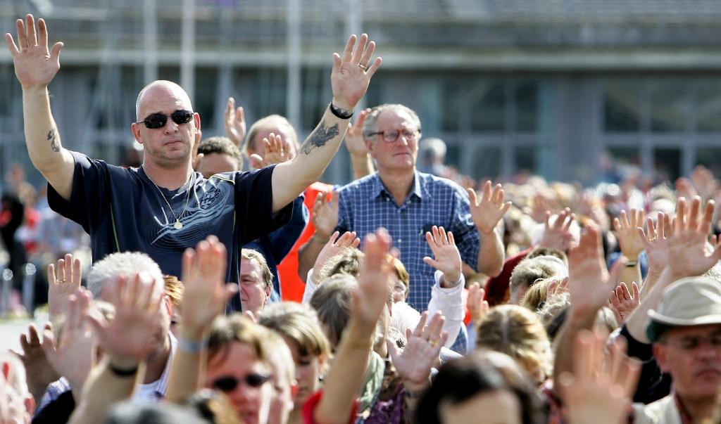 beeld anp / Photo United Photos Robin van Lonkhuijsen