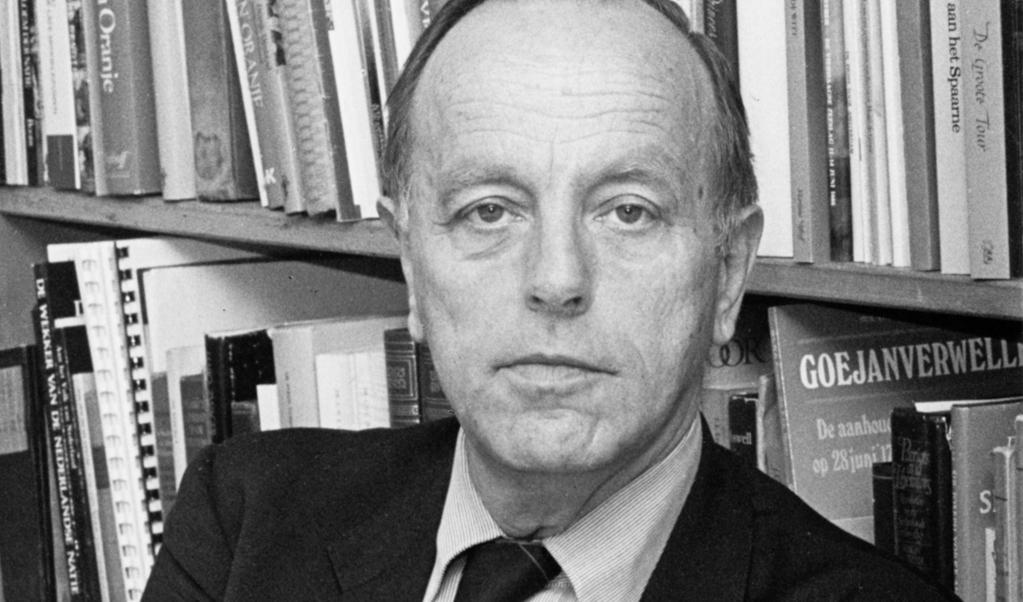 Prof. dr. J.W. (Jan Willem) Schulte Nordholt  (beeld nd)