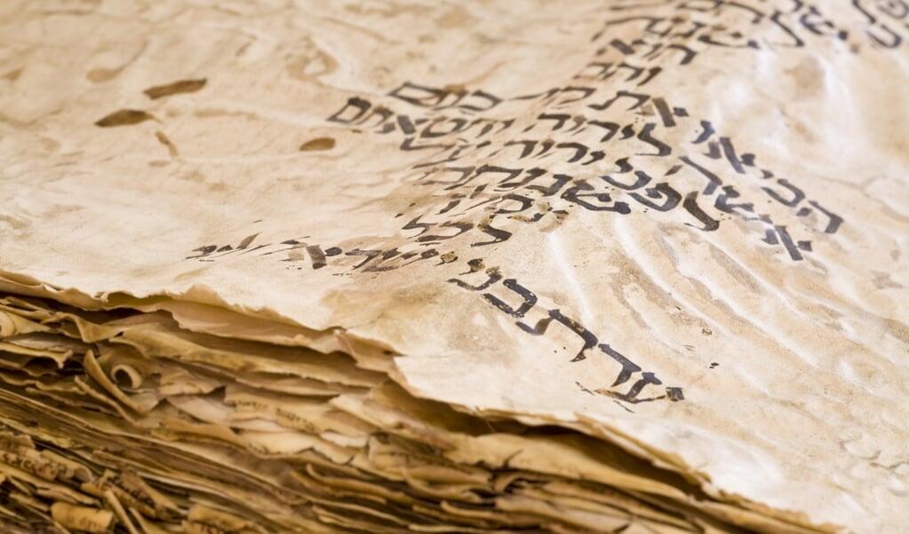 Is het Nieuwe Testament niet meer dan een verklarende woordenlijst achter in de Hebreeuwse Bijbel?  (beeld istock)