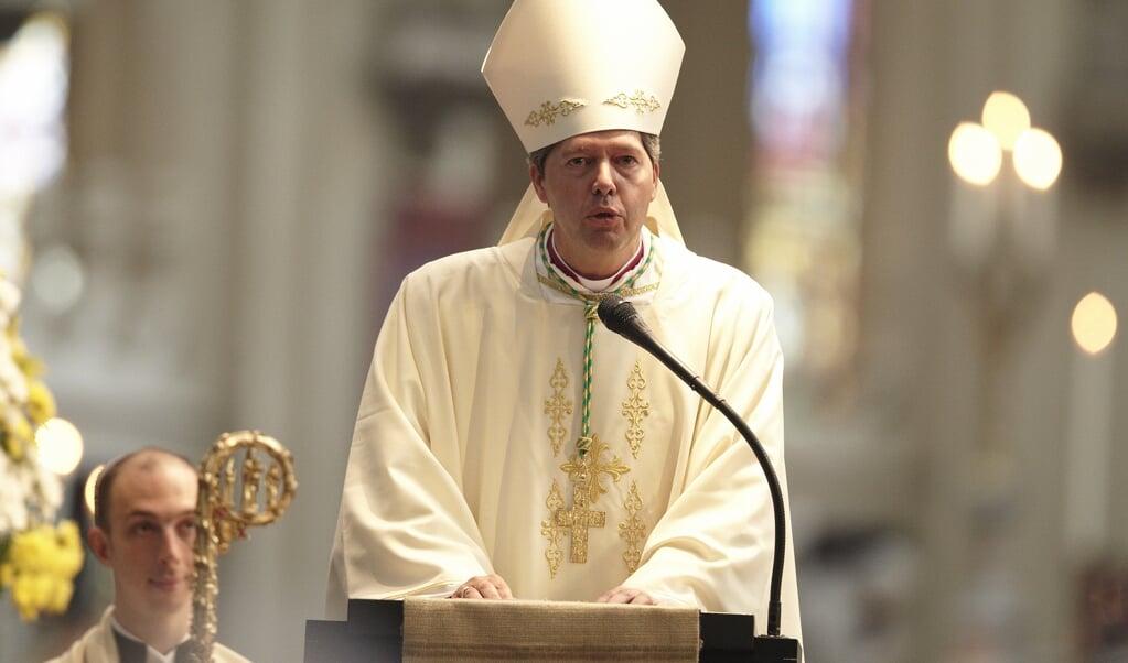 HulpbisschopRob Mutsaerts.  (beeld  anp / Wim Hollemans)