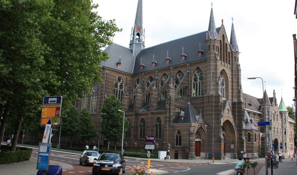Dominicanenkerk Zwolle  ( beeld nd)