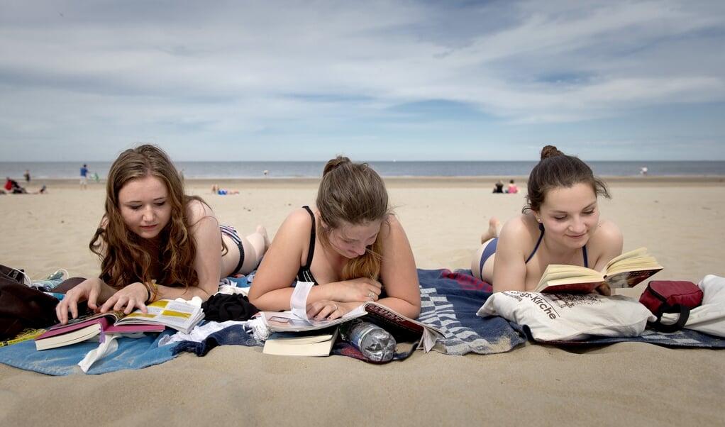 <p>Veel jongeren houden gewoon w&eacute;l van lezen, zegt Daan Beeke.</p>  (beeld anp / Sander Koning)