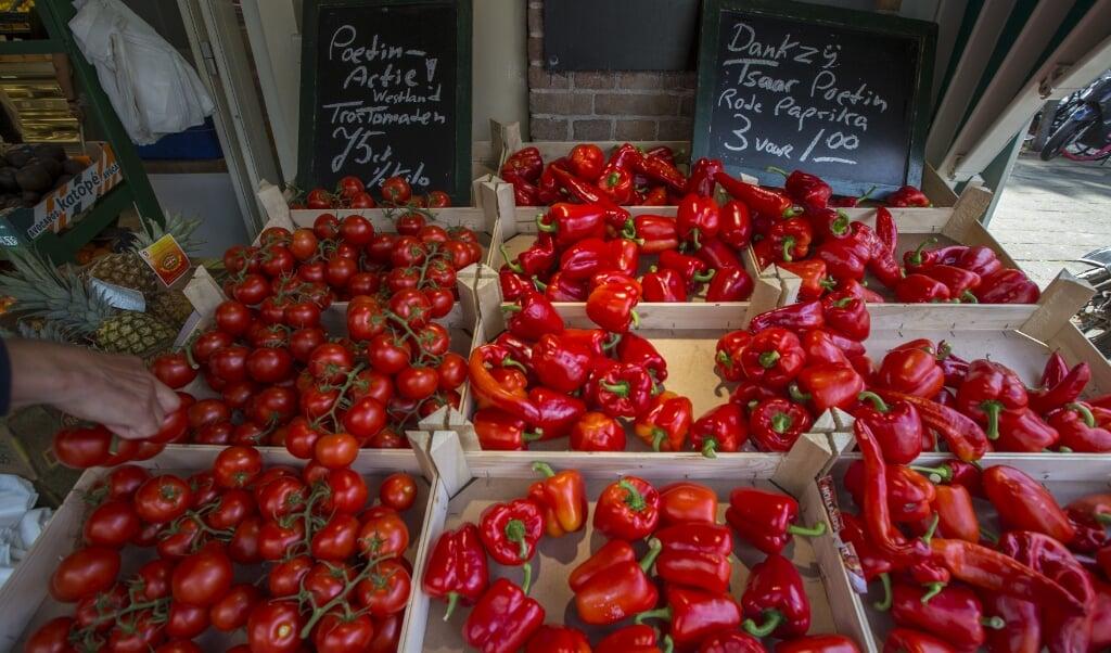 De speciaalzaak functioneert als vervanging voor uit eten gaan.  (beeld anp / Cris Toala Olivares)