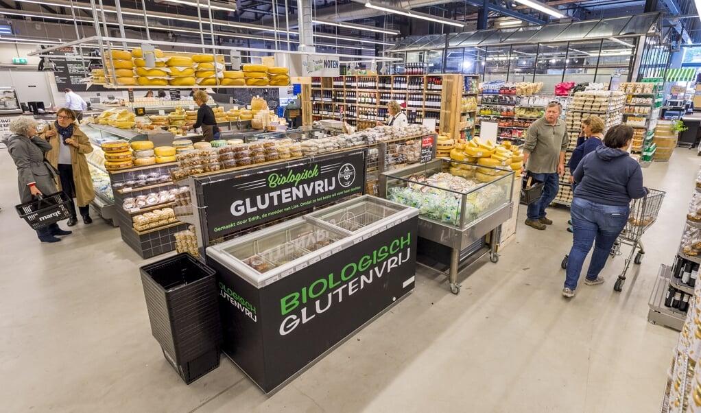 In 2019 werd de noodlijdende supermarktketen Marqt overgenomen door familiebedrijven die eerder denken in generaties dan in kwartalen: Ekoplaza (families Does en Van den Brink) en Jumbo (familie Van Eerdt).  (beeld anp / Xtra lex van Lieshout)