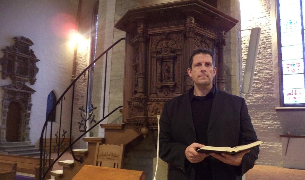 De Duitse predikant Olaf Latzel.  (beeld rd)