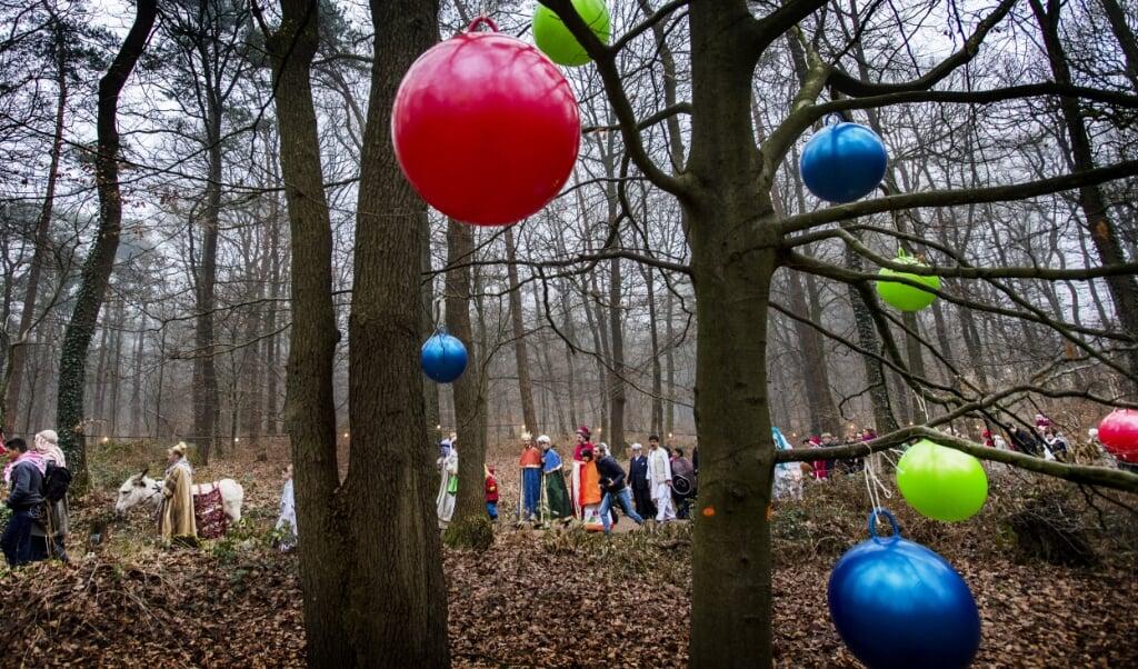 <p>Orientalis probeert al jaren met nieuwe initiatieven het hoofd boven water te houden. Bijvoorbeeld een lichtjesroute rond de kerstdagen in 2016.</p><p></p>  (beeld anp / Piroschka van de Wouw)