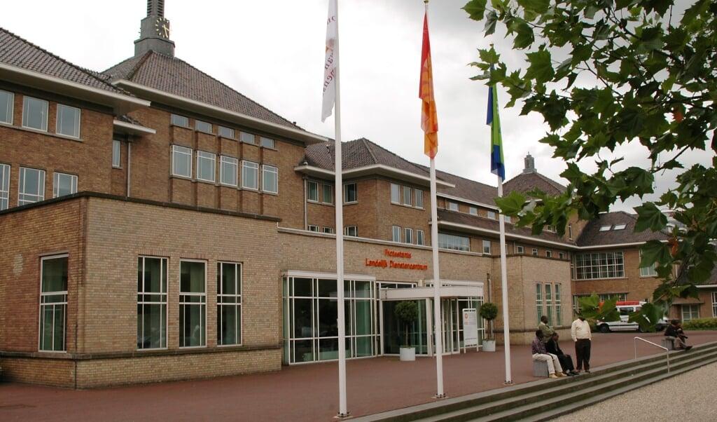 Het Dienstencentrum van de Protestantse Kerk in Nederland in Utrecht .l  (beeld pkn / Freek Visser)