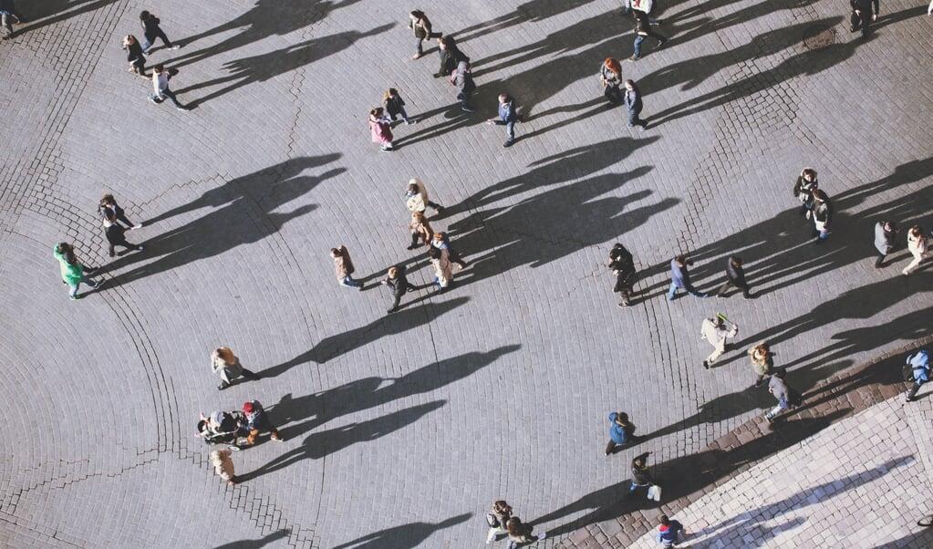 Is het mogelijk nieuwe leden uit andere gemeenten te vragen of ze misschien niet beter kunnen blijven kerken waar ze dat eerder deden?  ( beeld Getty Images/iStockphoto)