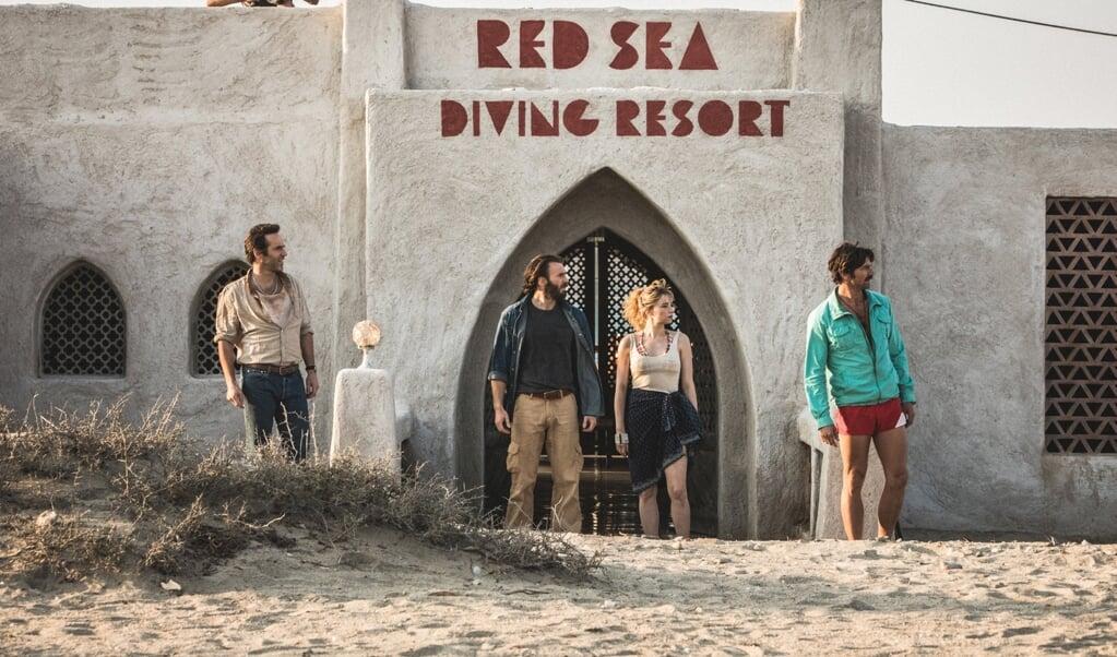 De Netflix-film 'The Red Sea Diving Resort' zet een van de missies van de Mossad in de schijnwerpers.  (beeld Marcos Cruz)