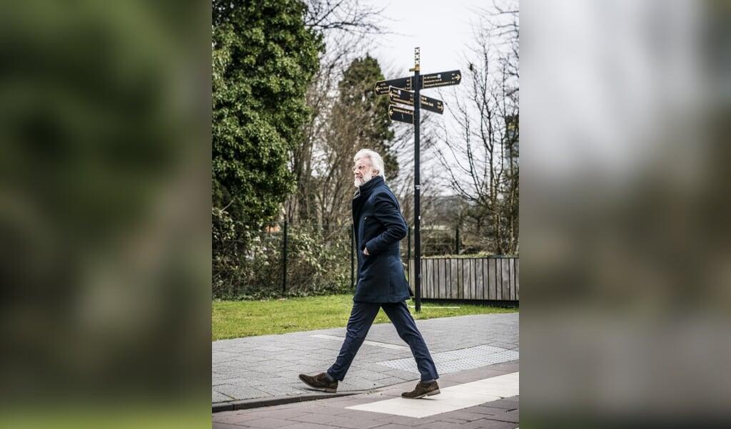 Hoogleraar neuropsychologie Erik Scherder: 'Op de bank hangen was al slecht voor je gezondheid, maar nu helemaal.'  (beeld Hollandse Hoogte)
