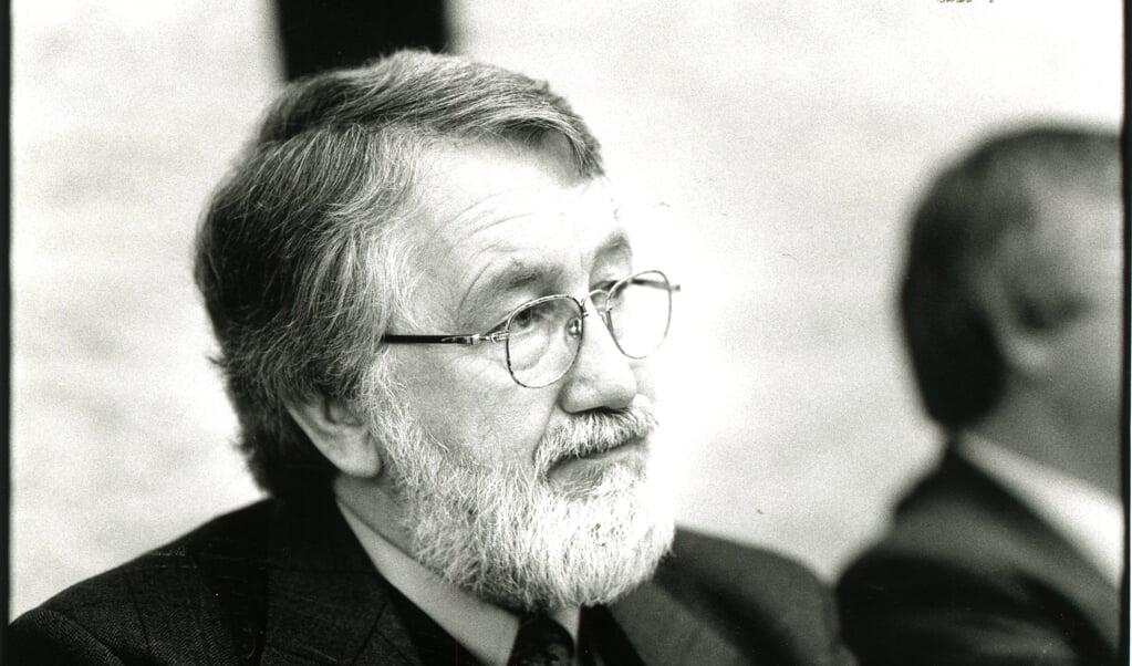 Dr. C.J. den Heyer  (beeld Jaco Klamer ND)
