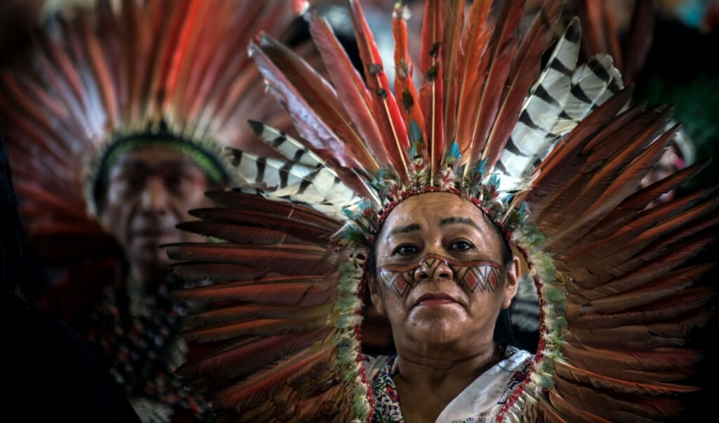 beeld Ernesto Benavides / afp