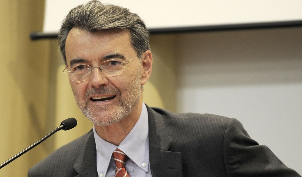 Luciano Moia  (beeld Paolo Galosi / Avvenire)
