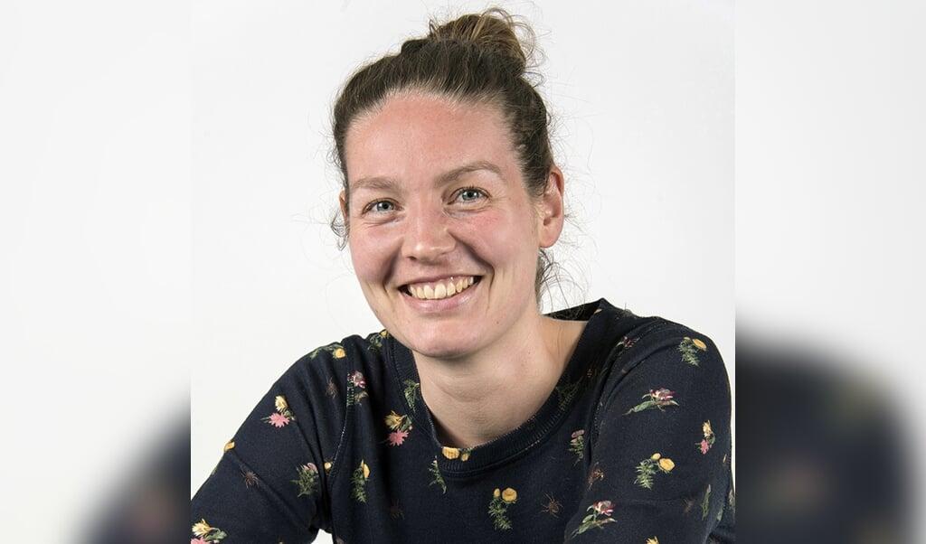 Resie Hoeijmakers  (beeld Ankie Hogewind)
