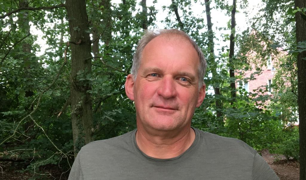 Gerard Koopmans  (beeld Bosgroep Midden-Nederland)