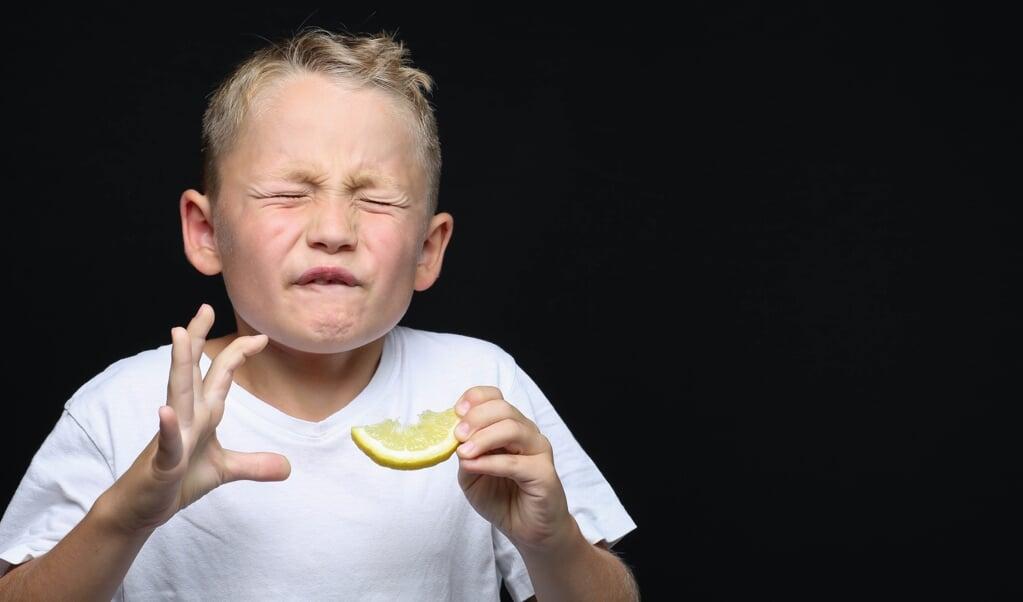 Kinderen moeten tien tot vijftien keer een nieuwe smaak proeven voordat ze hem kunnen waarderen.  (beeld istock)
