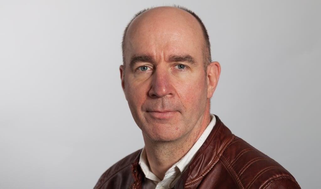 <p>portretfoto Arjan van Essen</p>  (beeld Jaap Meijer)