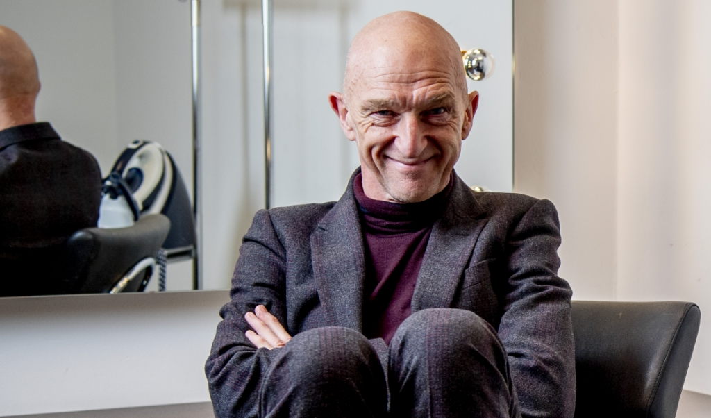 Wilfried de Jong: 'Wielrennen is een katholieke sport bij uitstek.'  (beeld anp / Robin Utrecht)