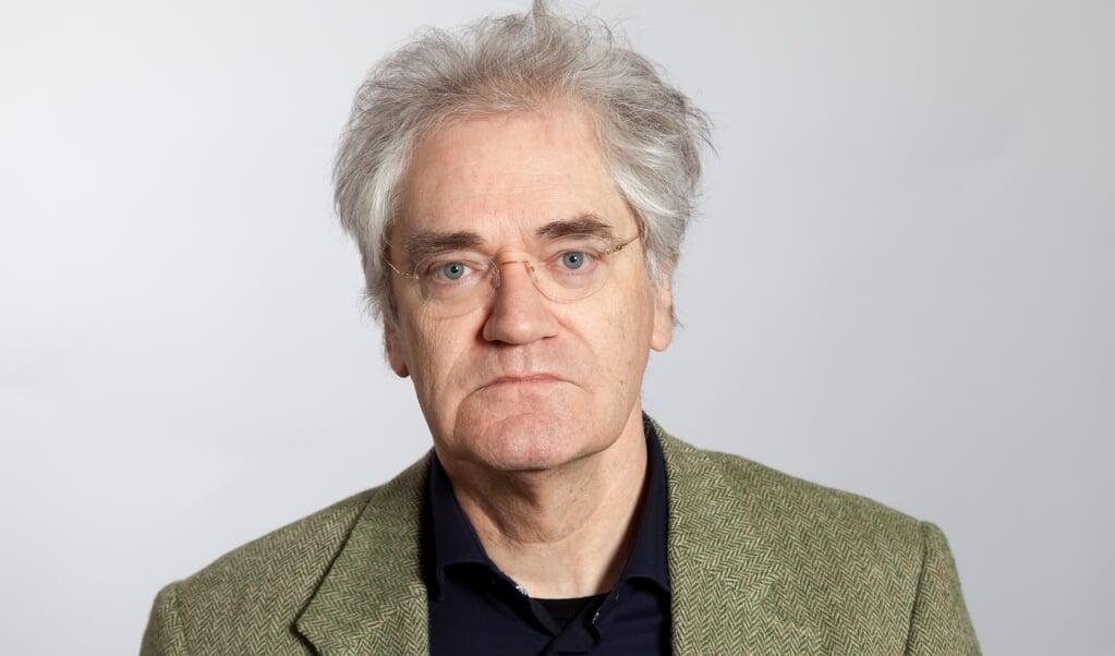 George Harinck is hoogleraar geschiedenis aan de Vrije Universiteit en de Theologische Universiteit Kampen. Hij schrijft elke eerste zaterdag van de maand een column.  (beeld Jaap Meijer)
