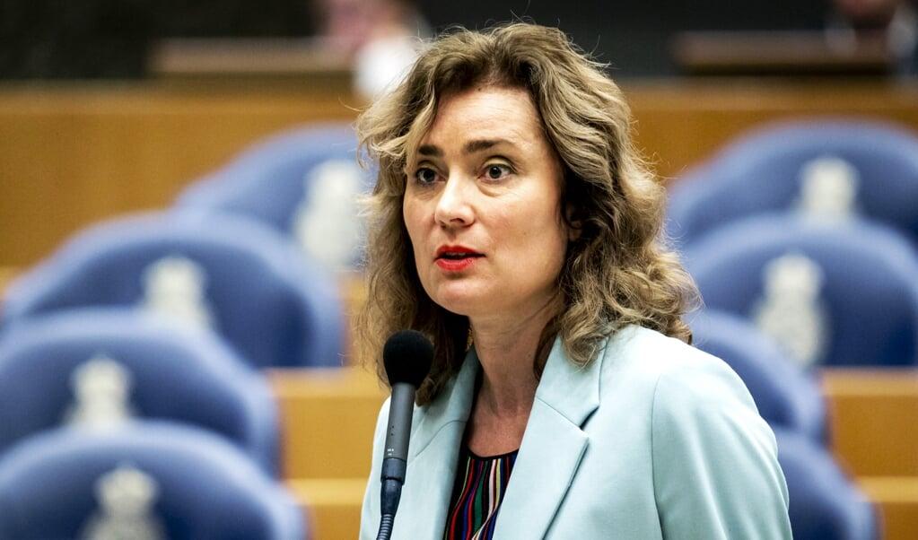 Vera Bergkamp (D66)   ( anp / Remko de Waal)