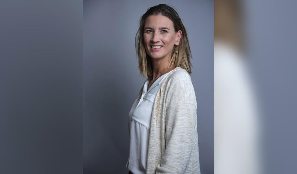 Marijke Bos: 'Voorlezen vergroot de taalvaardigheid.'  (beeld  stichting lezen                                                                                                             )