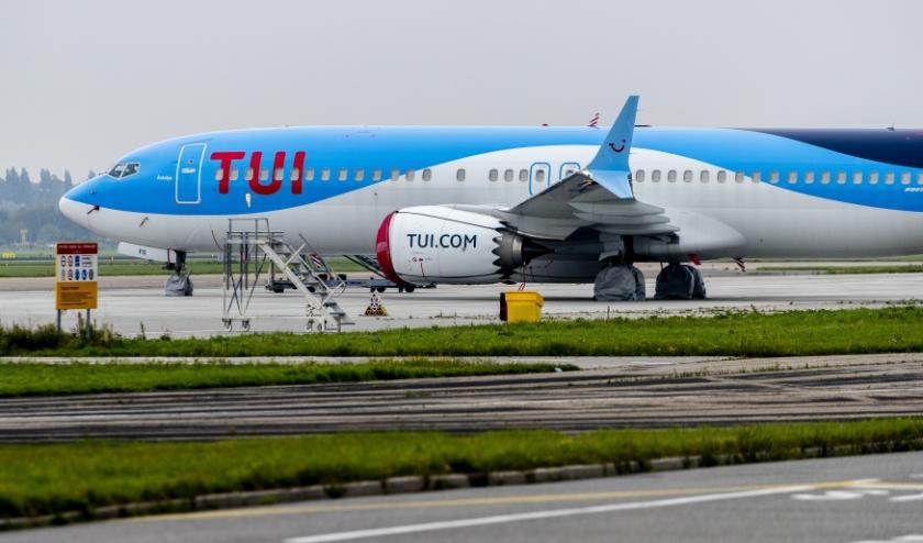 TUI vliegt veel op zonbestemmingen.  (beeld anp / Sem van der Wal)