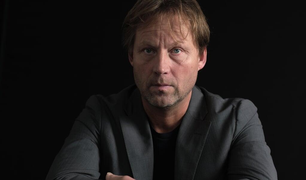 Wim Faber: 'Het enige wat ik kan doen, is weer rusteloos op zoek gaan naar waar mijn onvrede vandaan komt.'  (beeld Dick Vos)