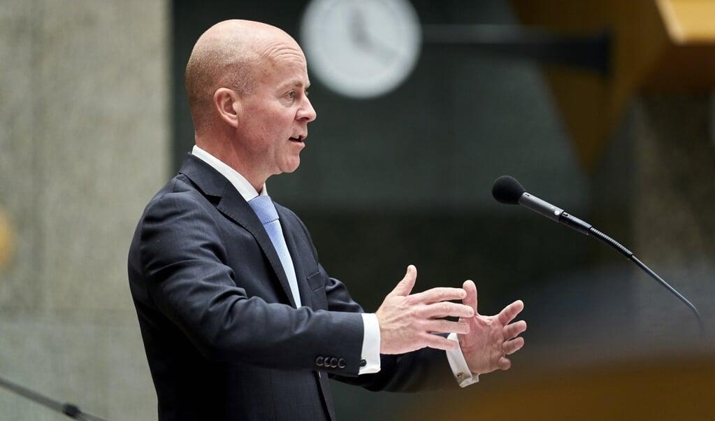 minister Raymond Knops   (beeld anp / Phil Nijhuis)
