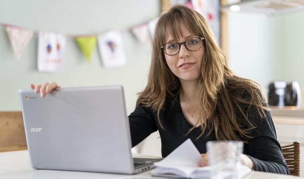Renée Lamboo van PorteRenee.nl: 'Ik heb vooral geleerd om eerlijk te zijn tegen mezelf.'  (beeld Hielco Kuipers)