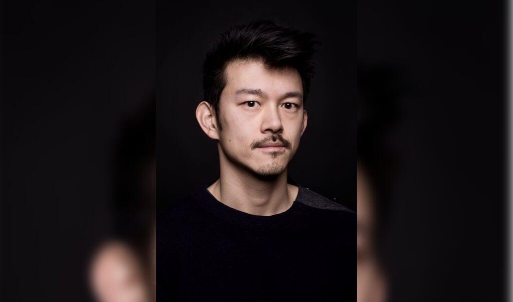 Schrijver en programmamaker Pete Wu  (beeld Kevin Kwee)