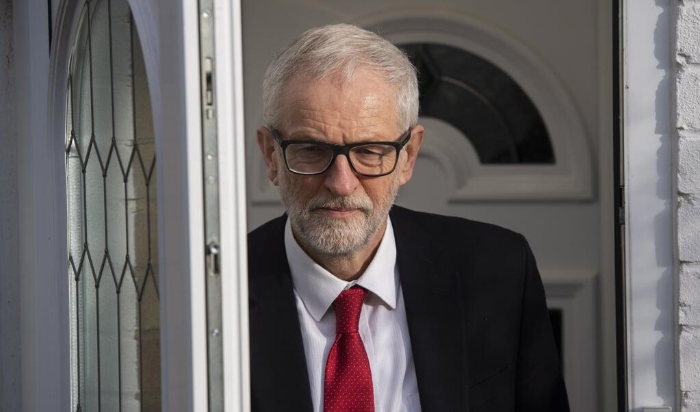 Labour-leider Jeremy Corbyn  (beeld epa)