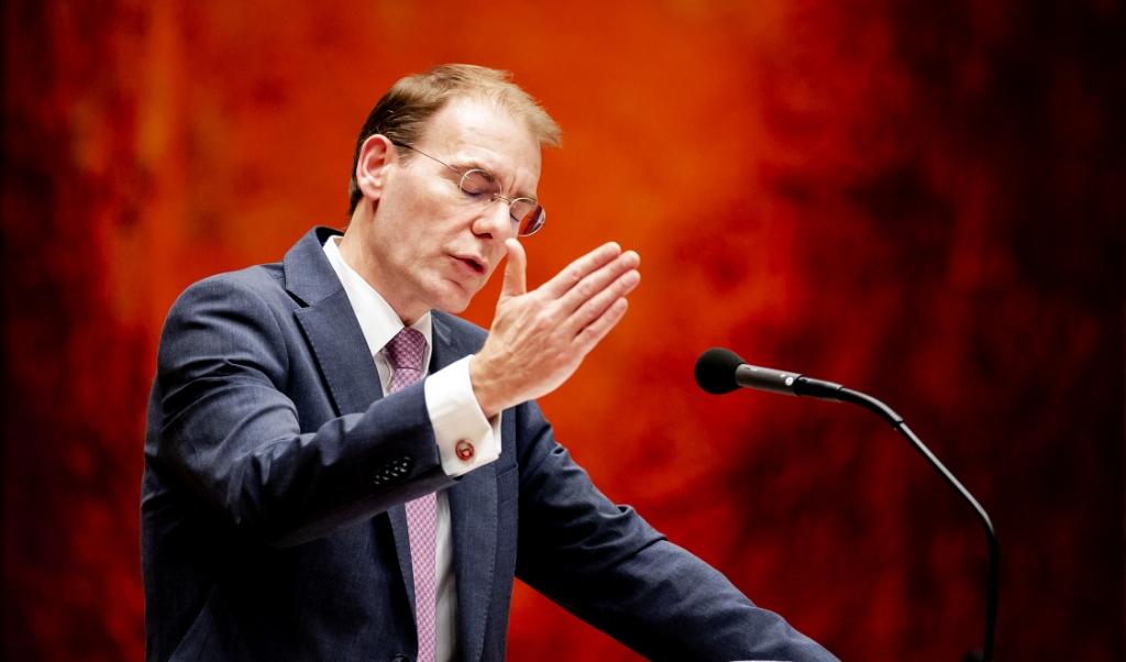 Staatssecretaris Menno Snel.  (anp / Robin van Lonkhuijsen)
