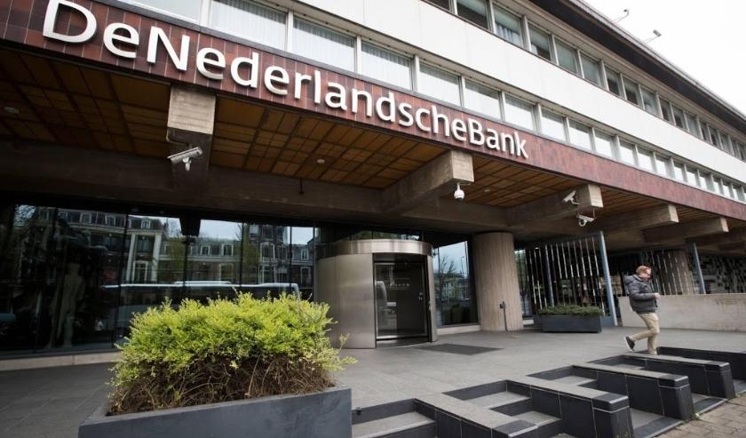 2017-04-03 12:50:02 AMSTERDAM - Exterieur van De Nederlandsche Bank. ANP JEROEN JUMELET  ( beeld anp)