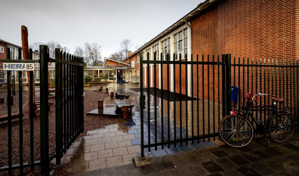 Amsterdamse basisscholen gaan misschien over op een vierdaagse schoolweek.  ( beeld  anp)