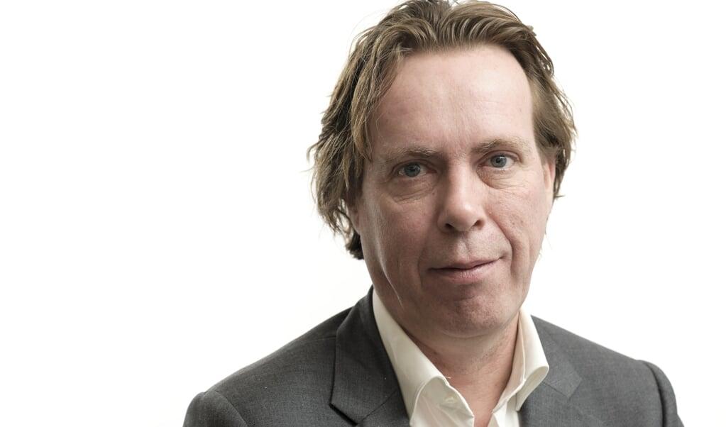 <p>Jan-Willem Wits is communicatieadviseur.</p>  (beeld Dick Vos)