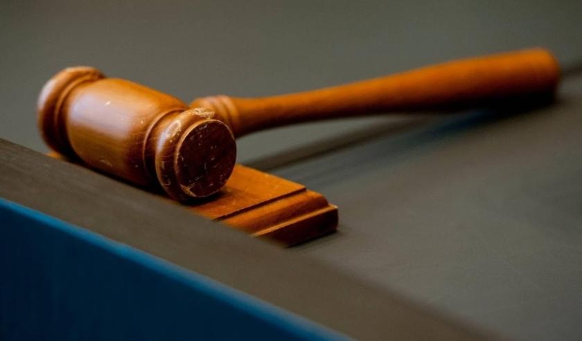 2013-06-13 12:43:27 ARNHEM - Hamer van de voorzitter van de rechtbank ANP ROBIN VAN LONKHUIJSEN  ( beeld anp)