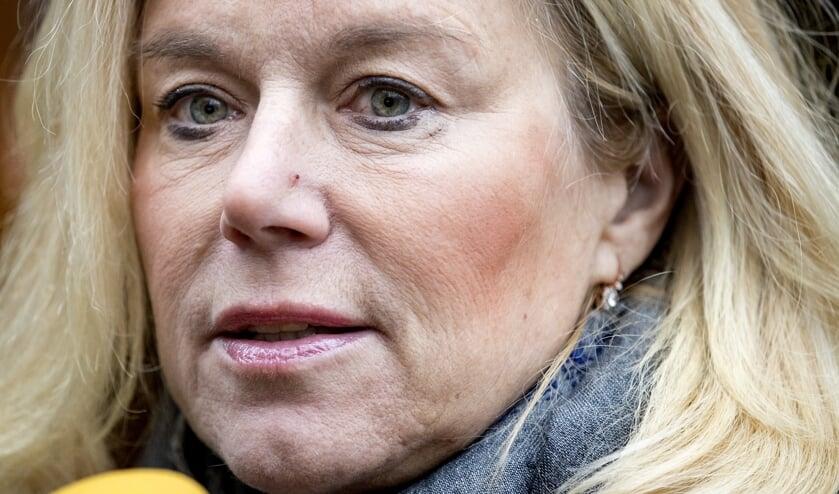 Minister Sigrid Kaag  (beeld anp / Koen van Weel)