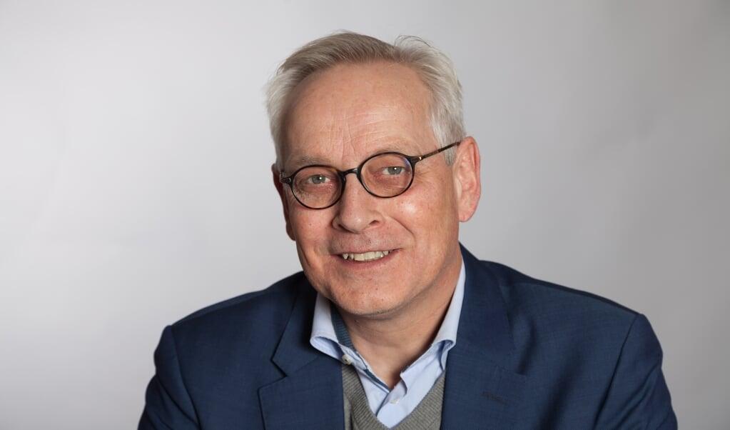 portretfoto Bart Jan Spruyt  (beeld Jaap Meijer)