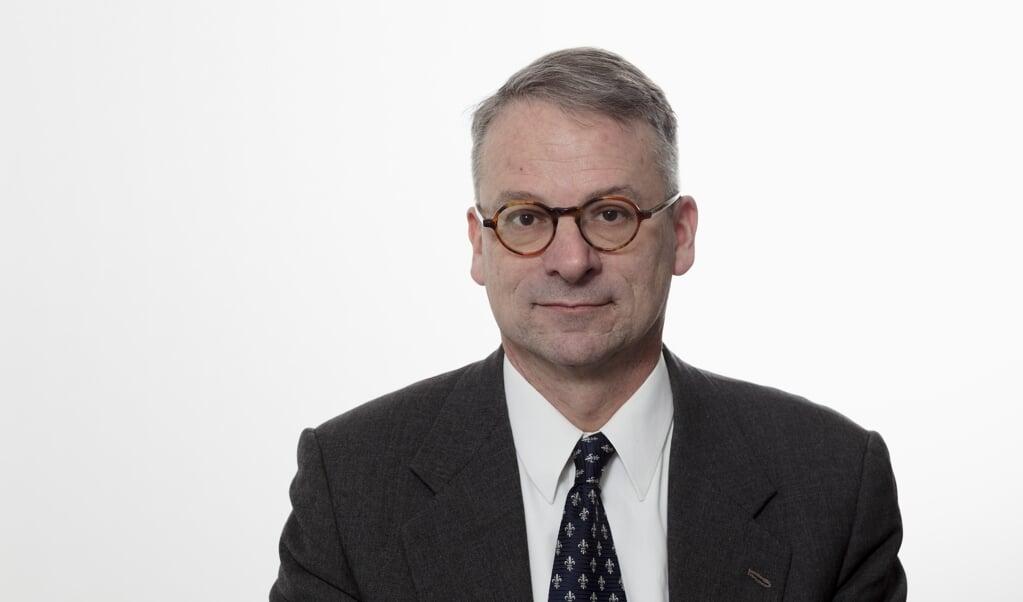 <p>Paul van Geest</p>  (beeld Dick Vos)