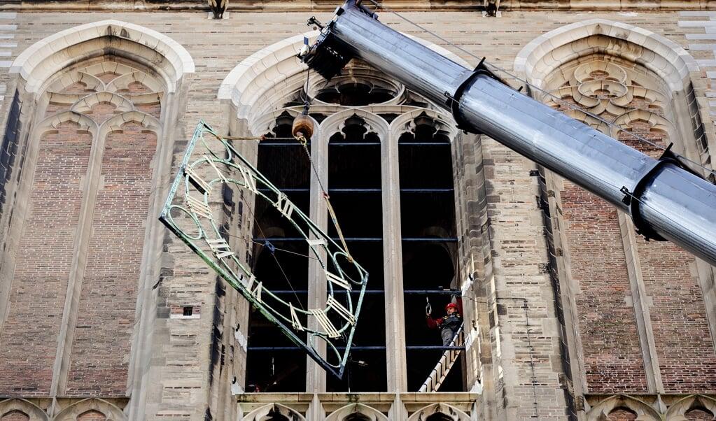 Wat moet de kerk in het nieuwe tijdperk?  (beeld anp / Robin van Lonkhuijsen)