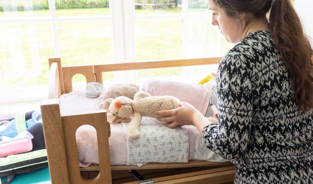 Er is alom aandacht voor verdere verbetering van de kinderpalliatieve zorg. Een onderzoek, grotendeels uitgevoerd bij Kinderhospice Binnenveld in Barneveld (foto), heeft meer zicht gegeven op de kwaliteit van de kinderpalliatieve zorg.  (beeld Niek Stam)