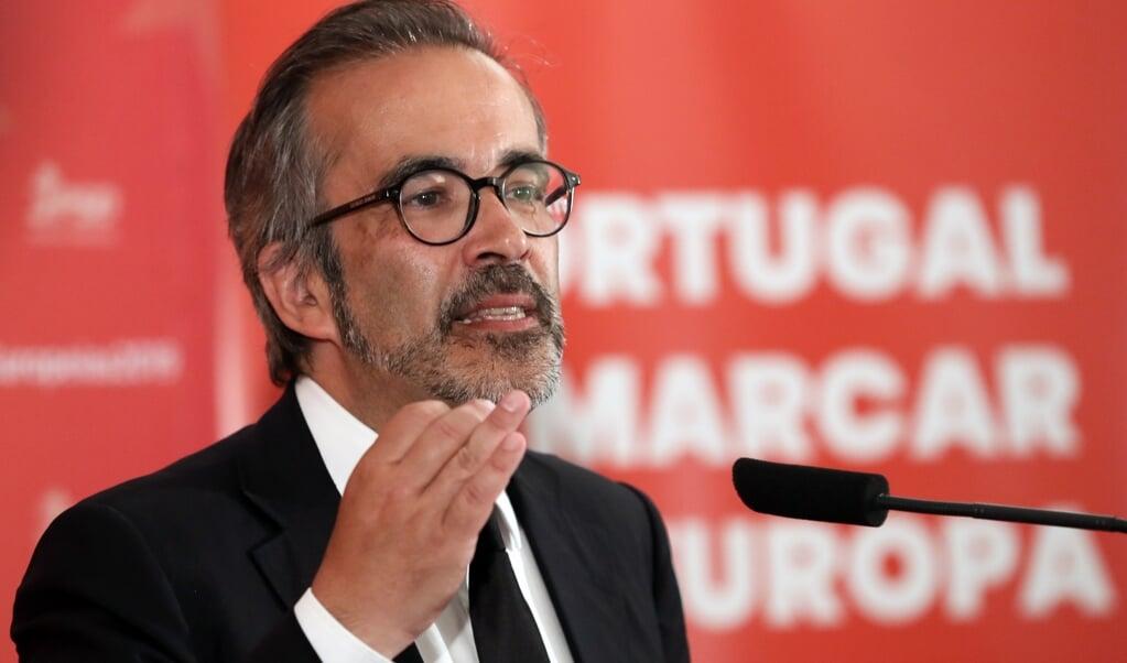 Paulo Rangel  (beeld epa / José Coelho)