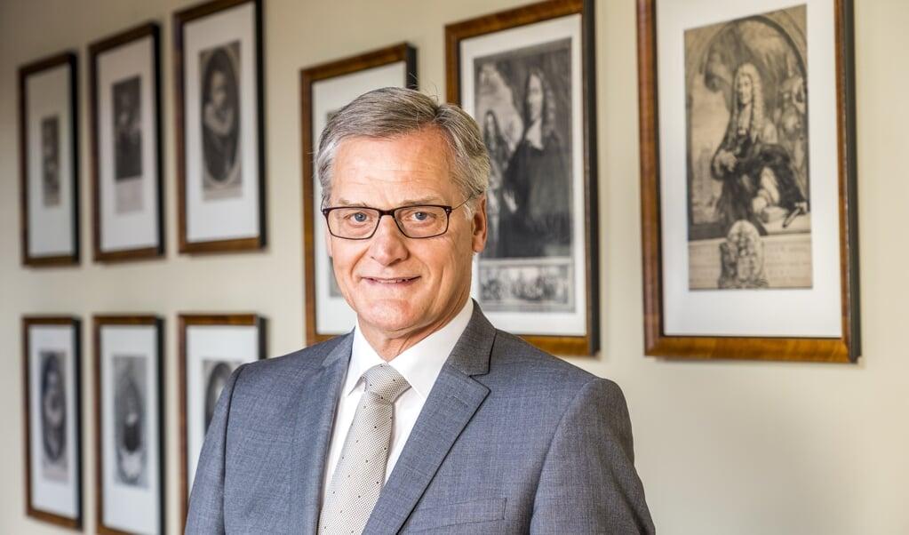 Peter Schalk  (beeld anp / lex van Lieshout)
