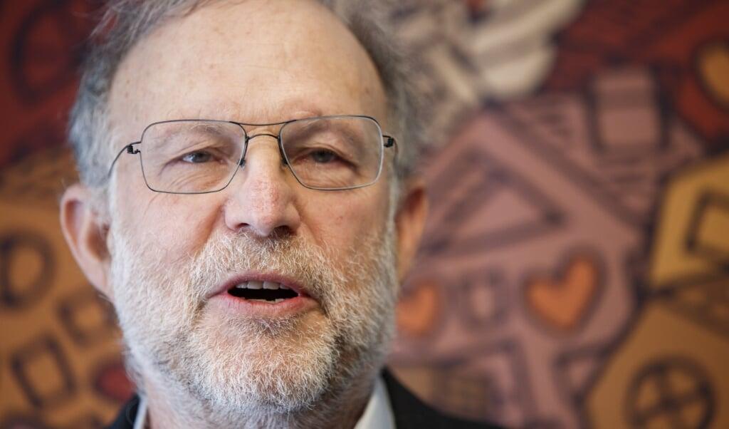 Jerry Greenfield, mede-oprichter van Ben & Jerry's, is een van de miljonairs die regeringen oproept belastingen te verhogen 'voor mensen zoals wij'.  (beeld epa / Shawn Thew)