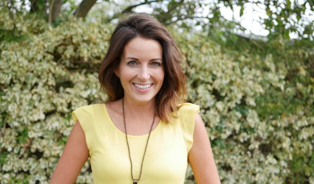 Miljonair Gemma McGough: 'Ik heb zo ongelooflijk veel geluk gehad, terwijl de overgrote meerderheid van de wereldbevolking dat niet heeft.'  (beeld nd )