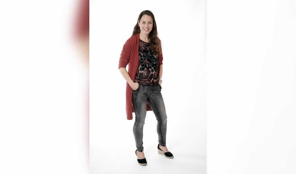 Anke Kalisvaart, dietiste en columniste.  (beeld Dick Vos)