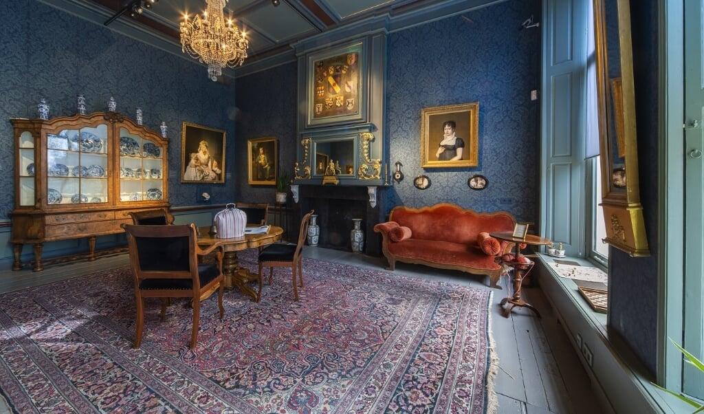 Museum Martena in Franeker wint prijs om collectie toegankelijker te maken voor blinden en slechtzienden.  (beeld Museum Martena/Joop van Putten)