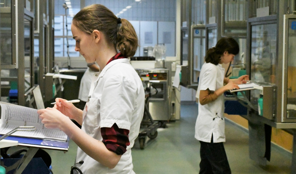De intensive care afdeling van de kliniek voor gezelschapsdieren van de Universiteit Utrecht (archieffoto).  (beeld Theo Haerkens)