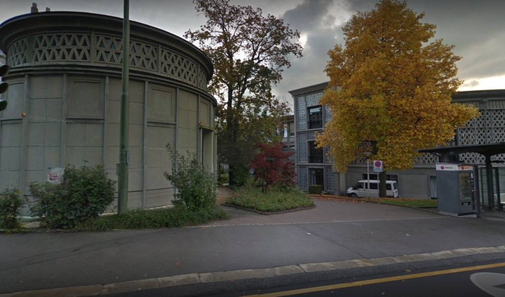 Faculty Theology Fribourg  (beeld google maps)